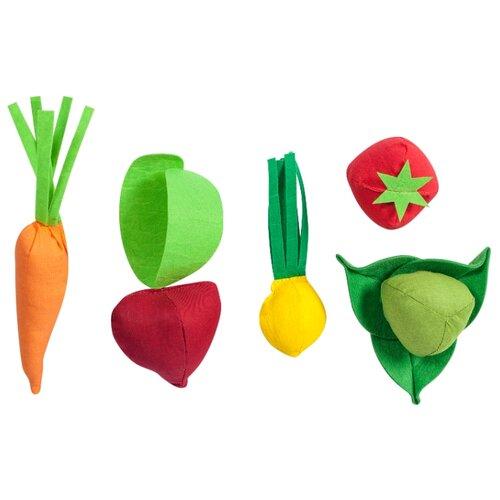 Купить Набор продуктов PAREMO овощи PK320-15 разноцветный, Игрушечная еда и посуда