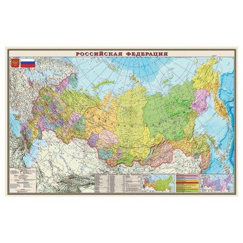 DMB Политико-административная карта России 1:9,5 (4607048958377)