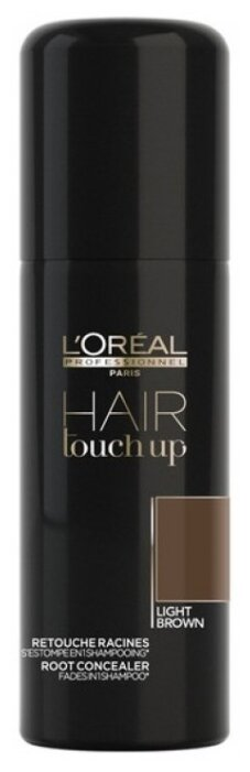 Спрей L'Oreal Professionnel Hair touch up, светло-коричневый
