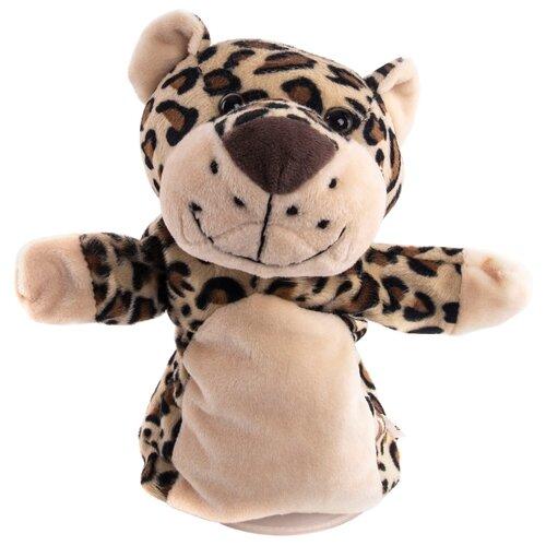 Купить Gulliver Мягкая игрушка на руку Леопард (75-12102), Кукольный театр