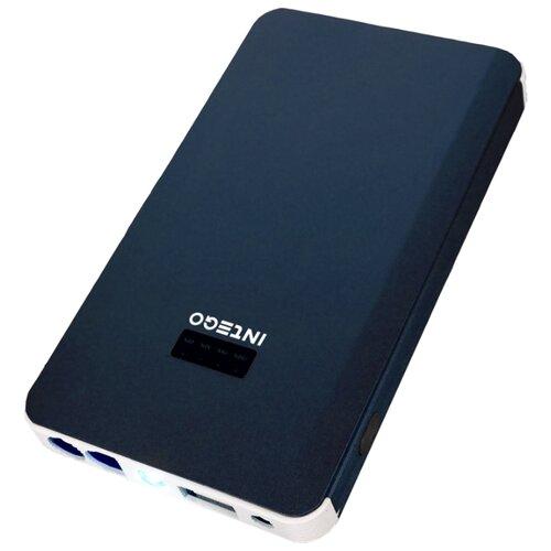Пусковое устройство Intego AS-0201 синийЗарядные устройства для аккумуляторов<br>