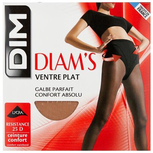 Колготки DIM Diam's Ventre Plat 25 den, размер 2, peau doree (бежевый) fra0109 plat sv0108 2