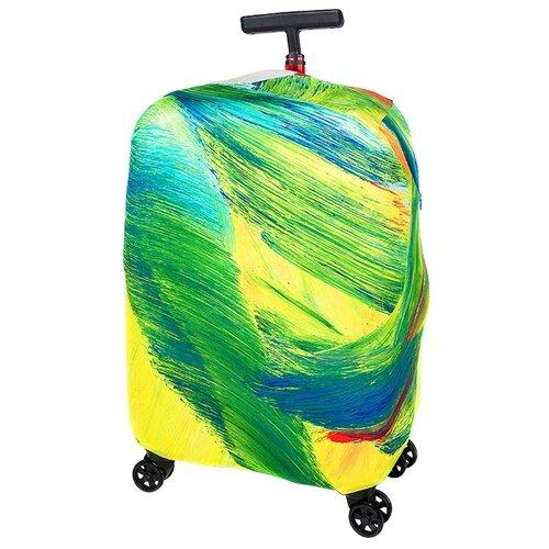 Фото - Чехол для чемодана RATEL Inspiration Luck L, разноцветный чехол для чемодана ratel inspiration obscurity m разноцветный