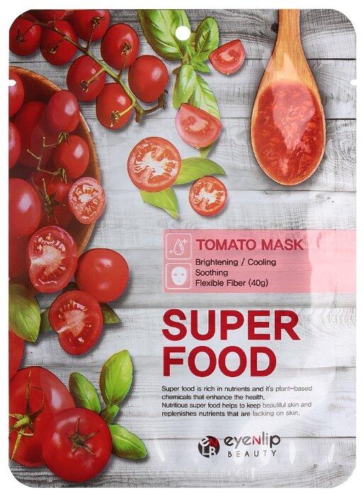 Eyenlip Super Food тканевая маска с экстрактом томатов