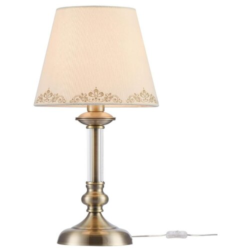 Настольная лампа FREYA FR2539TL-01BS, 40 Вт