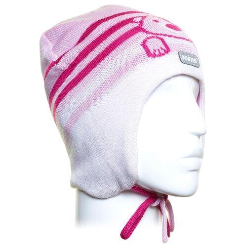 Шапка Reima размер 46, light pink шапка reima размер 48 pink