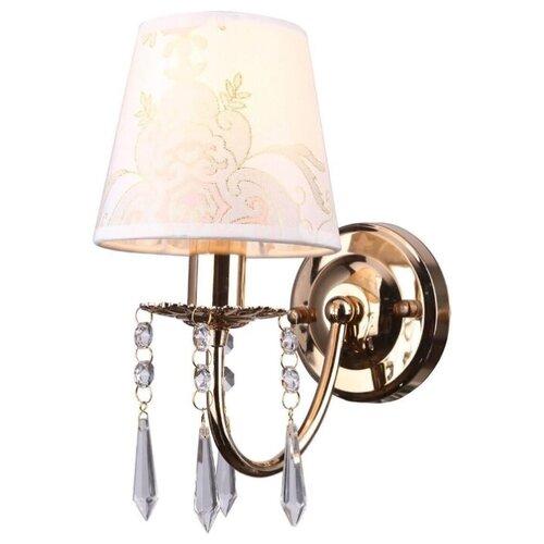 Настенный светильник Arte Lamp Armonico A5008AP-1GO, 40 Вт встраиваемый светильник arte lamp a1203pl 1go