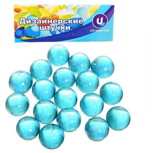 Декоративные камни Ultramarine Бирюзовая фантазия голубой