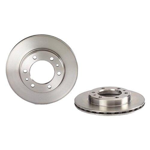 Комплект тормозных дисков передний Jurid 561444J 302.5x20 для Alfa Romeo 1750, Toyota Land Cruiser, Volkswagen Taro (2 шт.)