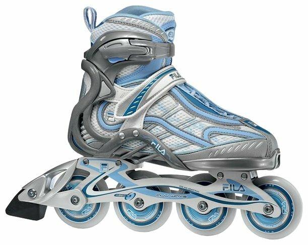 Роликовые коньки Fila Skates Eve 9 2010