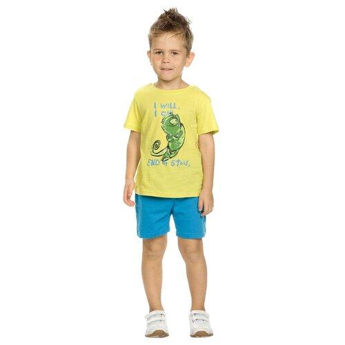 цены Комплект одежды Pelican размер 4, яблочный