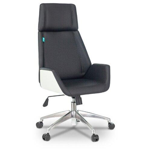 Компьютерное кресло Бюрократ Optimum для руководителя, обивка: искусственная кожа, цвет: черный