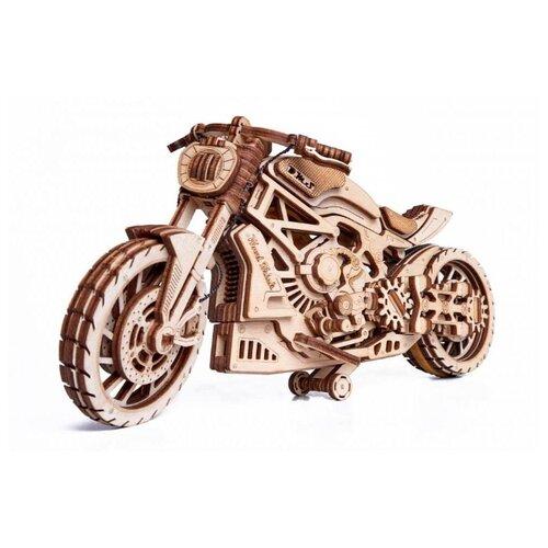 Купить Сборная модель Wood Trick Мотоцикл DMS (1234-36), Сборные модели