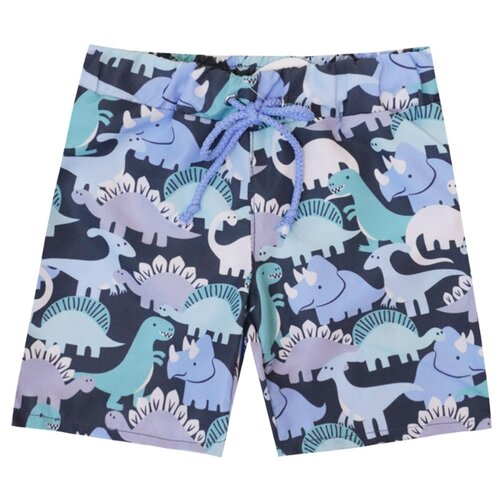 Купить Шорты для плавания KotMarKot размер 110, серый, Белье и пляжная мода