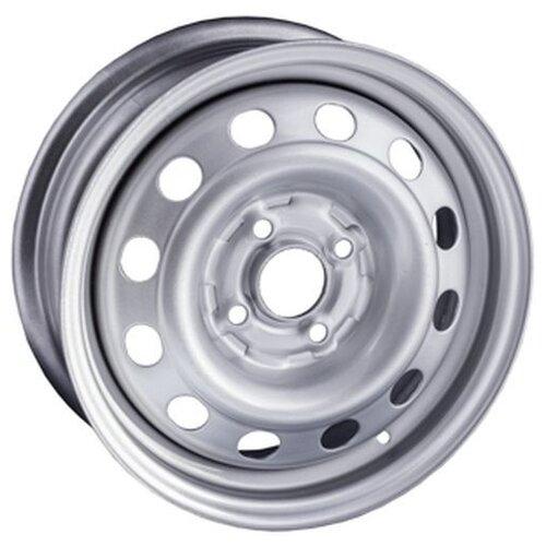Фото - Колесный диск Trebl 53B35B(2) 5x14/4x98 D58.6 ET35 Silver диск автомоб штамп trebl 53b35b 14x5 5 4x98 et35 cb58 5 lada 2108 2110 гранта калина приора си