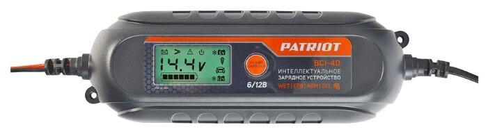 Зарядное устройство PATRIOT BCI-4D