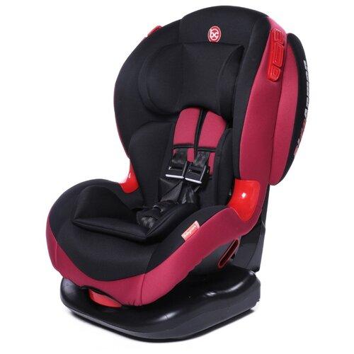 Автокресло группа 1/2 (9-25 кг) Baby Care BC-120, красный группа 1 2 от 9 до 25 кг baby care bc 120 isofix