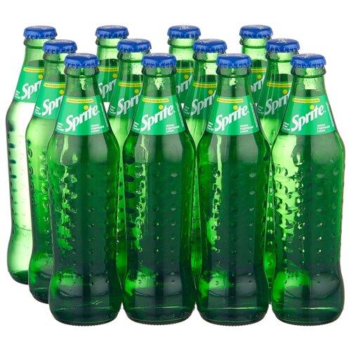 Газированный напиток Sprite, 0.33 л, 12 шт.
