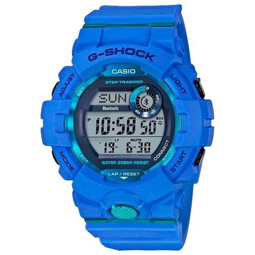 цена Наручные часы CASIO G-Shock GBD-800-2E онлайн в 2017 году