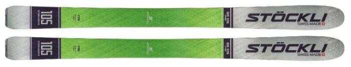 Горные лыжи Stockli Stormrider 105 19-20