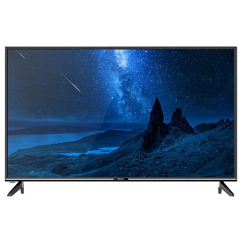 Фото - Телевизор Blackton 42S01B 42 (2020), черный/серебристый телевизор blackton 39s03b 39 2020 черный