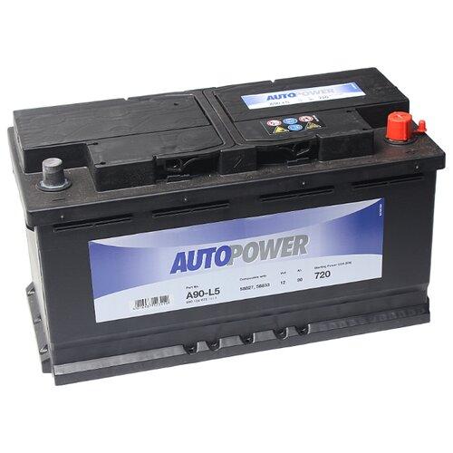 Автомобильный аккумулятор Autopower A90-L5