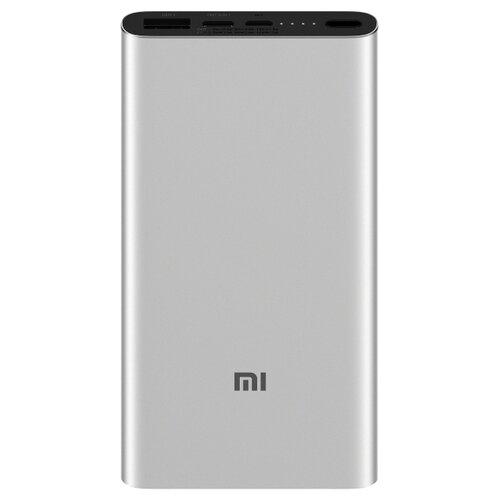 Аккумулятор Xiaomi Mi Power Bank 3 10000 серебристый