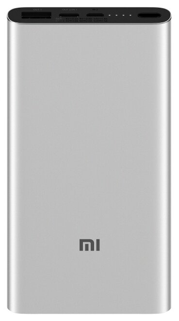 Аккумулятор Xiaomi Mi Power Bank 3 10000 (PLM12ZM)