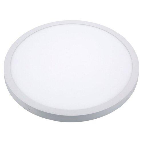Светодиодный светильник без ЭПРА Arlight SP-R600A-48W WARM WHITE, D: 60 см цена 2017