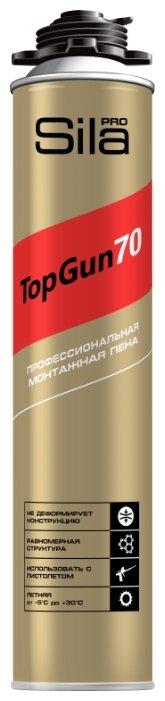 Монтажная пена Sila Pro TopGun 70 875 мл летняя