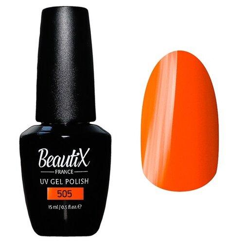 Гель-лак для ногтей Beautix UV Gel Polish, 15 мл, 505 гель лак beautix фруктовый поцелуй 15 мл оттенок 415