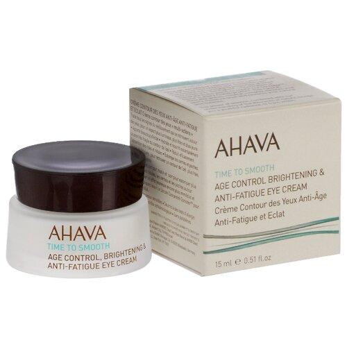 AHAVA Крем для области вокруг глаз Age Control Brightening And Anti-fatigue Eye Cream 15 мл