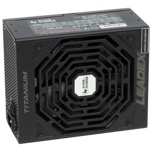 Блок питания Super Flower Leadex Titanium 750W