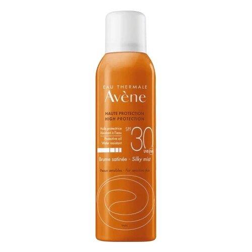 Фото - AVENE Невесомое солнцезащитное масло-спрей SPF 30 150 мл avene крем hydrance uv20 spf 30 насыщенный риш 40 мл