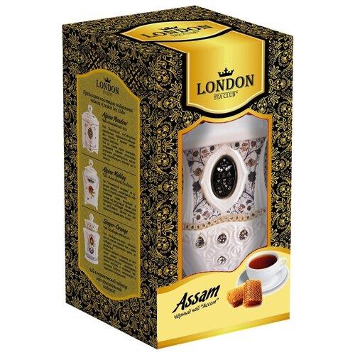 Чай черный London tea club Assam подарочный набор, 100 г