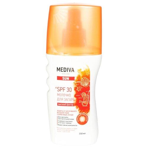 Биокон Mediva Sun молочко для загара SPF 30 150 мл