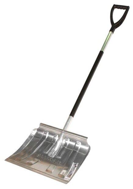 Лопата Землеройка 0235 Alumax 37.5x50 см