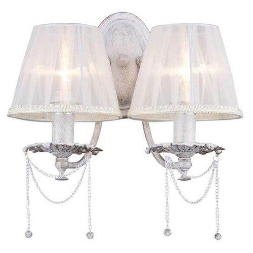 Настенный светильник MAYTONI Lolita ARM305-02-W, 40 Вт люстра maytoni arm305 05 w