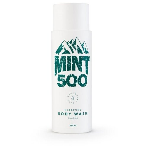 Гель-молочко для душа Mint500 Hydrating, 250 мл