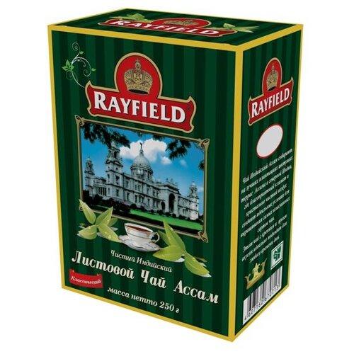 Чай черный Rayfield Ассам классический, 250 г