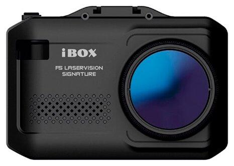 Видеорегистратор с радар-детектором iBOX F5 LaserVision Signature