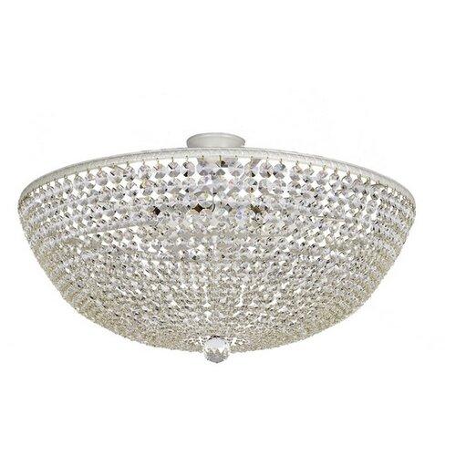 Люстра Arti Lampadari Nobile E 1.3.60.100 WG, E27, 480 Вт люстра arti lampadari tarsia tarsia e 1 1 8 wg