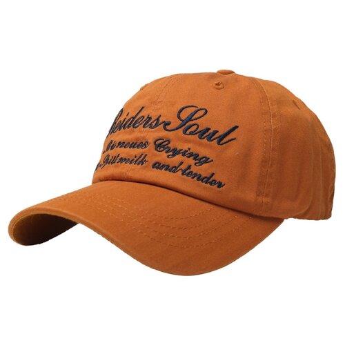 Бейсболка Be Snazzy Residence Soul (CZD-0041) размер 56-60, горчичный groove 60 soul