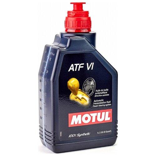 цена на Трансмиссионное масло Motul ATF VI 1 л