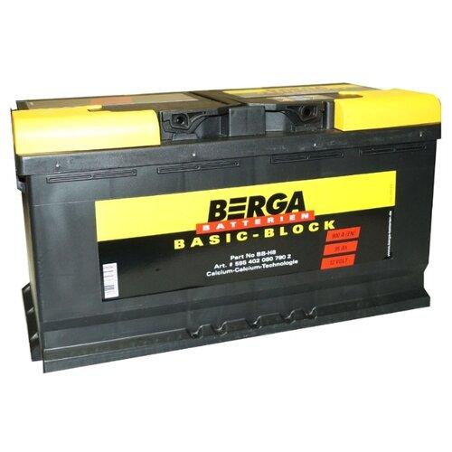 Автомобильный аккумулятор Berga BB-H8