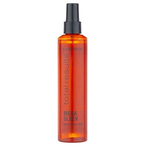 Matrix Термозащитный спрей для волос Total results Mega sleek, 250 мл спрей для волос matrix matrix mp002xw11wbz