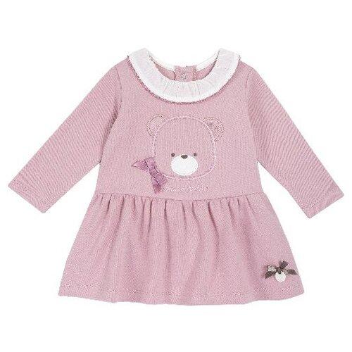 Платье Chicco размер 80, розовый