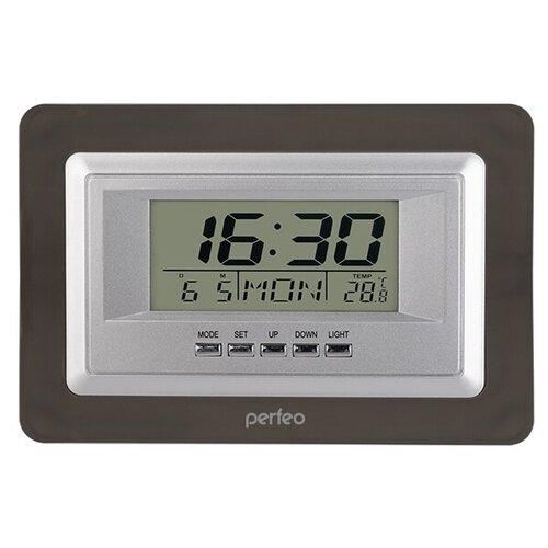 Метеостанция Perfeo Middle (PF-S2102) черный perfeo 533 2 автодержатель для смартфона до 6 5 на воздуховод магнитный с опорой черный красный pf a4348