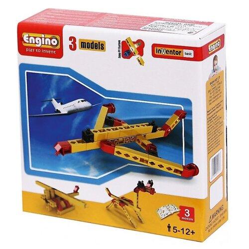 Купить Конструктор ENGINO Inventor Basic 0320 3 модели, Конструкторы