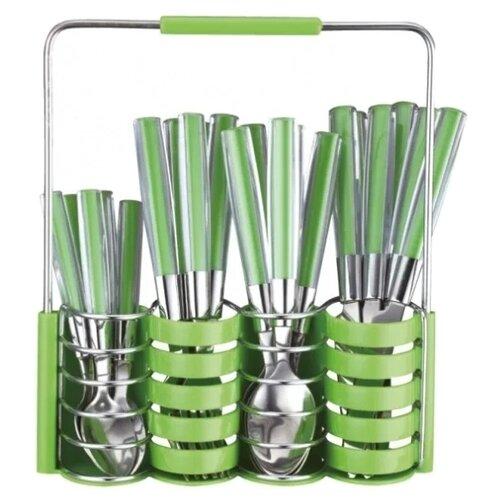 Фото - Peterhof Набор столовых приборов, 25 предметов зеленый набор столовых приборов face cosmos 75 предметов